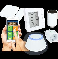 iT600RF SMART HOME belaidė / internetinė serija